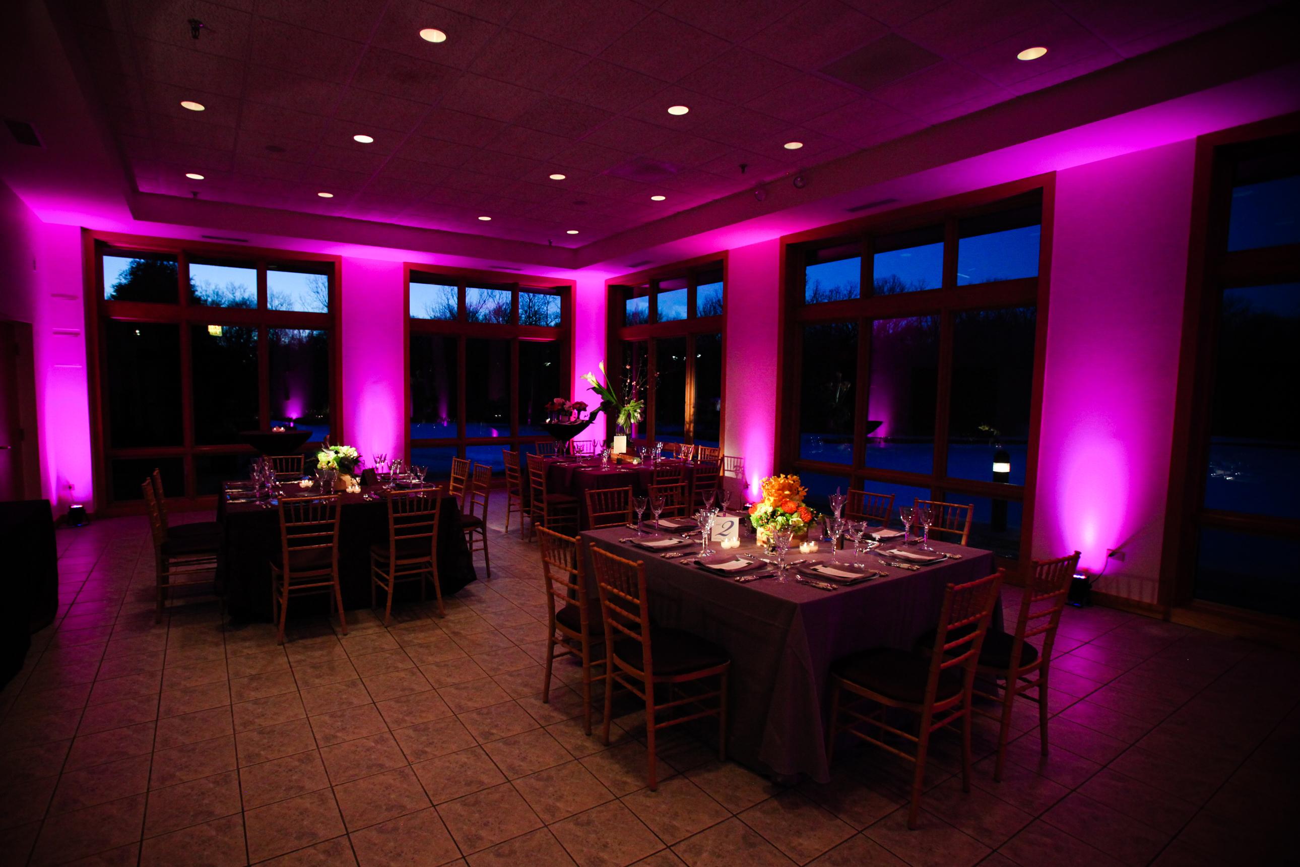 Event Up Lighting