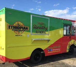 Ethiopian Food Truck