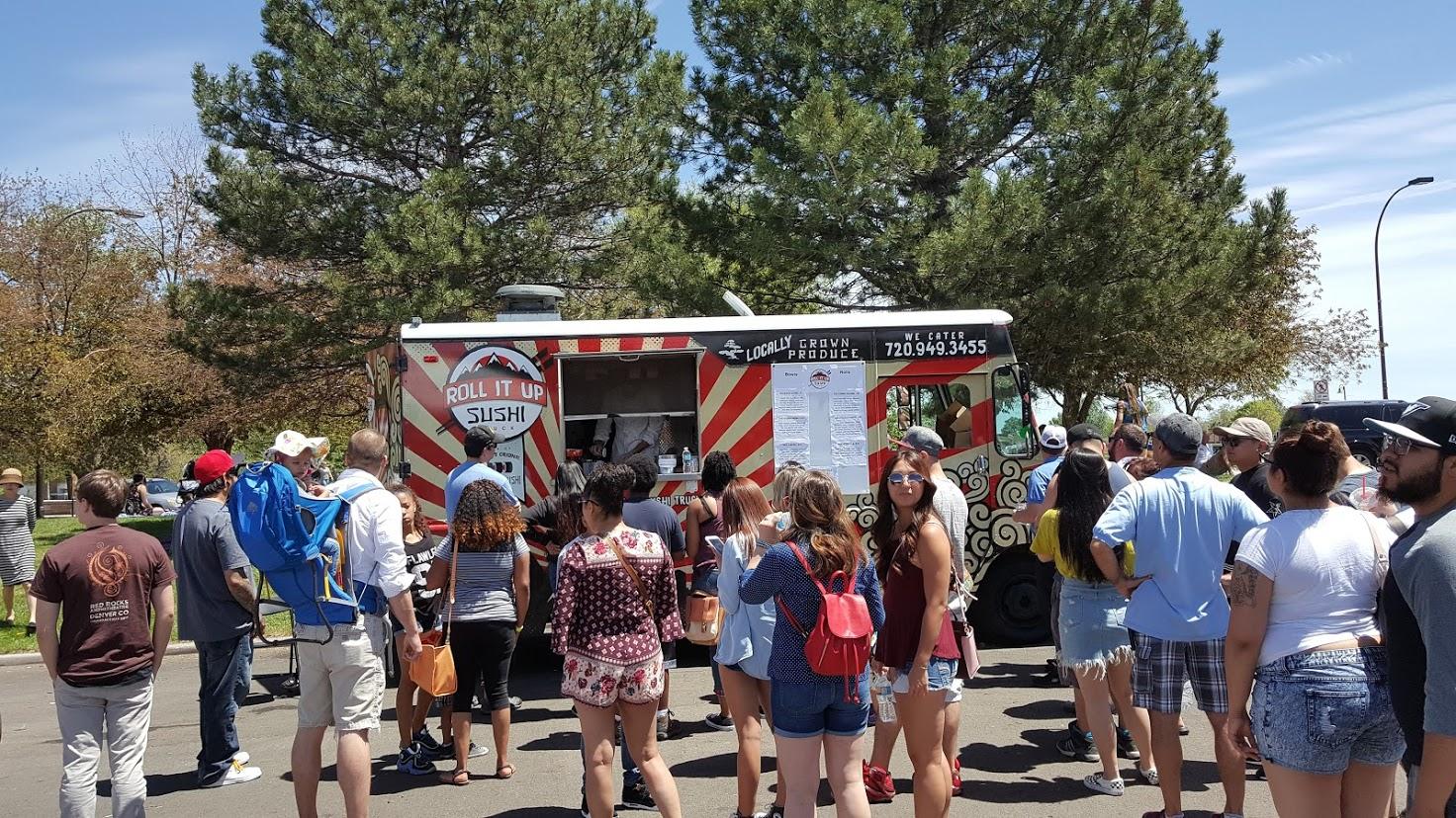 Mac Shack Food Truck Colorado