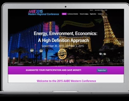 Event Website Design