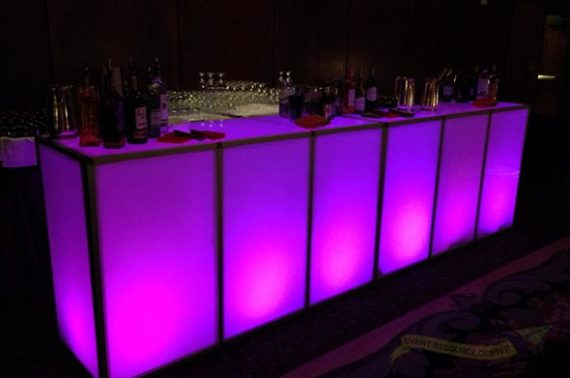 Glow Bar For Rent