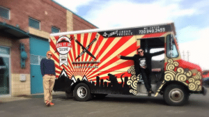 roll it up sushi food truck