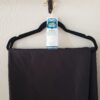 Black table cloth 120
