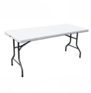 6 Foot Folding Table