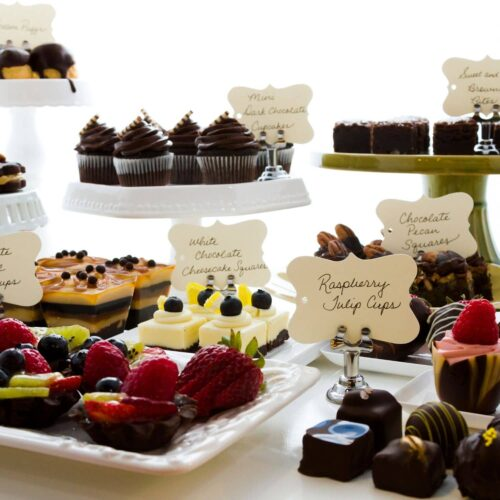 Dessert Of The Day Catering