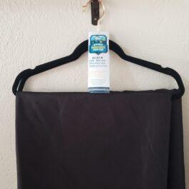 Black table cloth 120