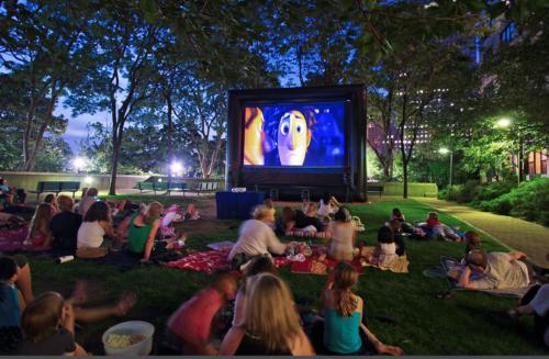 Movie Screens Rental