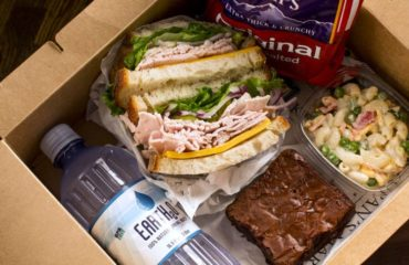 Box Lunch Catering