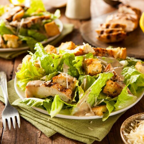 Chicken Caesar Salad Catering