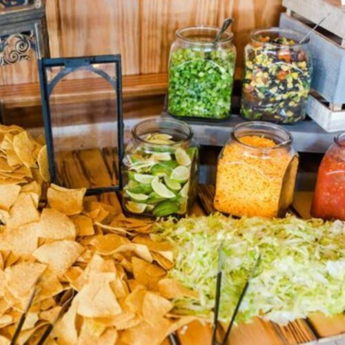Chip and Dips Catering