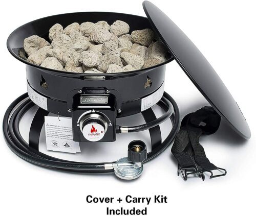 Camping Fire Pit Rental