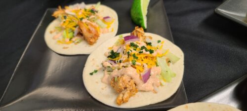 Chicken Tacos by Savory Kitchen